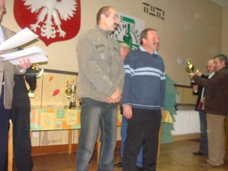 Zakończenie sezonu 2009 roku