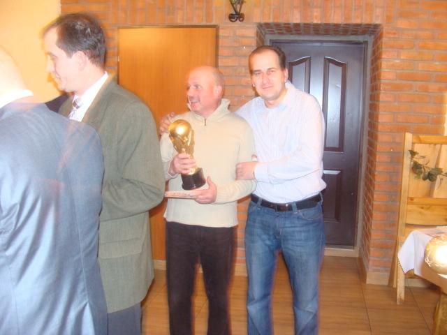 Zakończenie sezonu 2008 roku